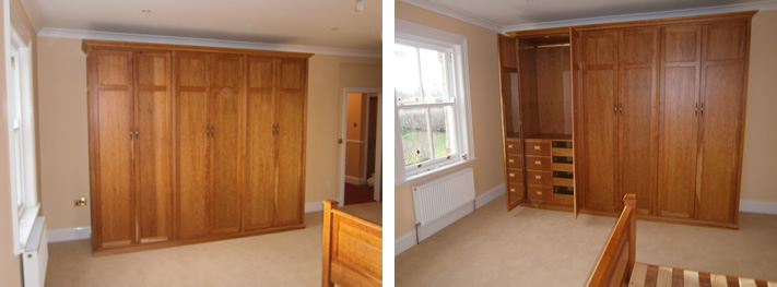 Bedroom Furniture Beds Fitted Free Standing Wardrobes In - Bedroom furniture for hanging clothes